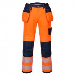 Spodnie ostrzegawcze PW3